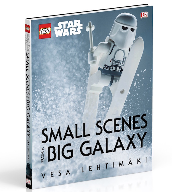 9781465440099 3DJacket LEGO Star Wars Small Scenes From A Big Galaxy