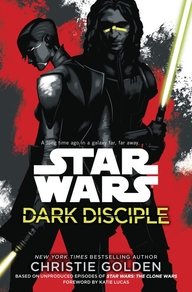 dark disciple 673x1024 Star Wars: Dark Disciple Review by Roqoodepot.com