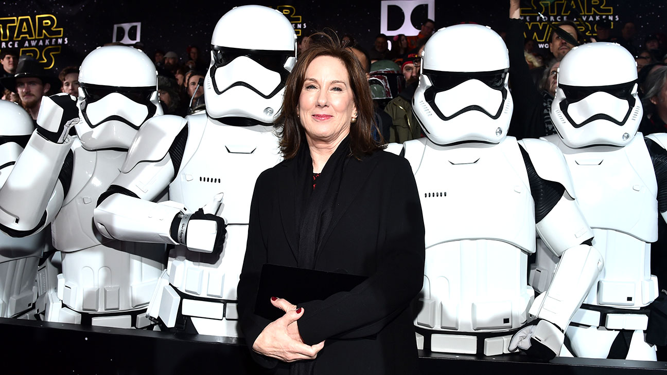 'Star Wars' Chief Kathleen Kennedy's Lucasfilm Deal Extended for Three Years (Exclusive)