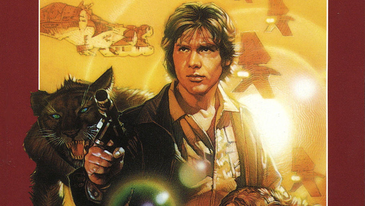 The 'Legendary' roots of Solo: A Star Wars Story