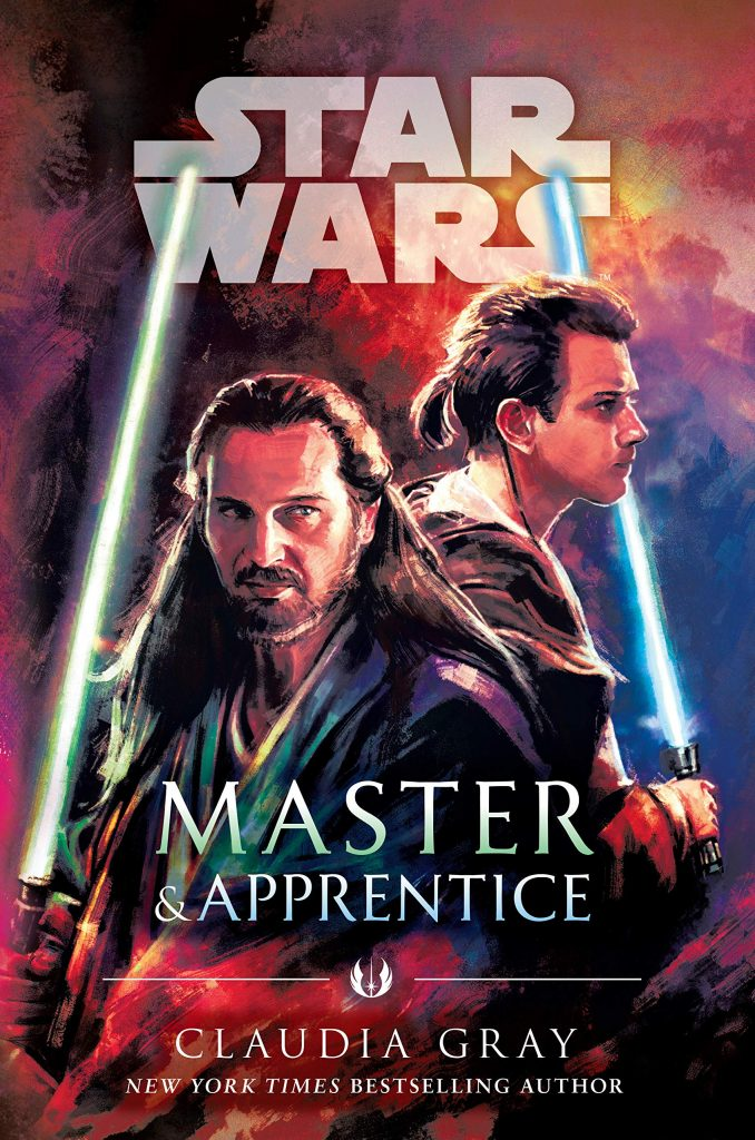 "91AAlmNqJYL 678x1024 ""Star Wars: Master & Apprentice"" Review by Roqoo Depot"