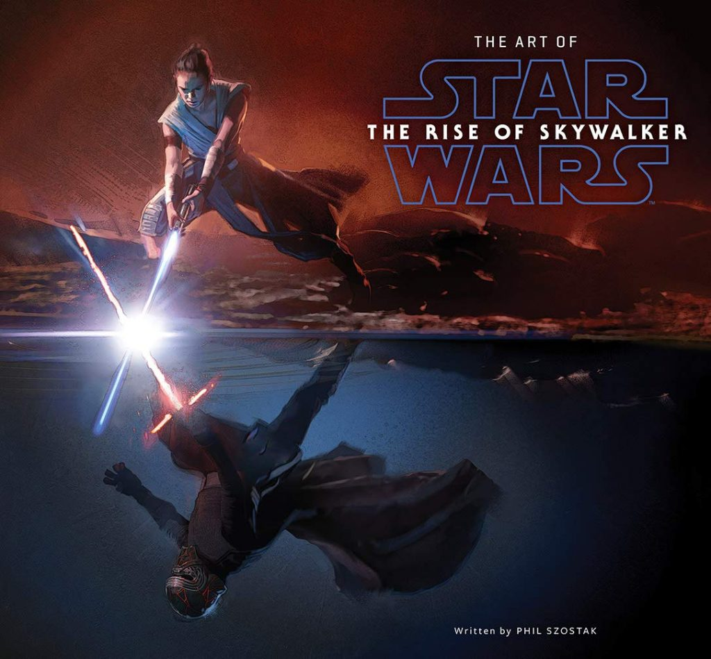 61LHpmem 5L 1024x949 Out Today: The Art of Star Wars: The Rise of Skywalker