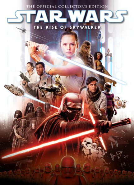 9781785863035 p0 v2 s600x595 Out Today: Star Wars: The Rise of Skywalker: Official Movie Special