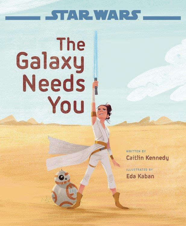 STL138361 Out Today: Star Wars: The Galaxy Needs You