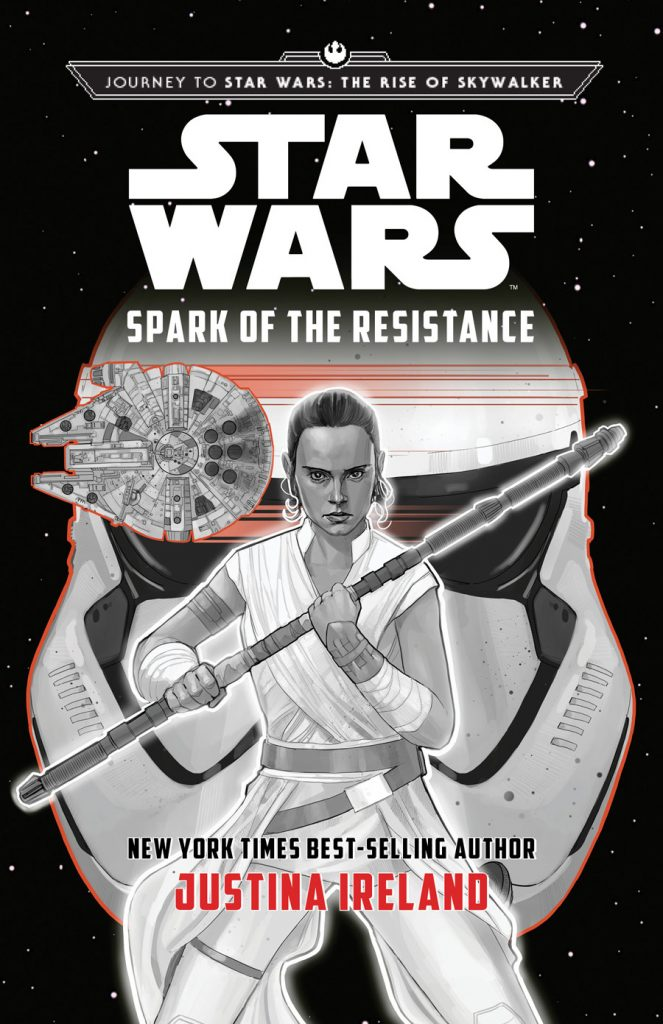 spark of resistance cover 663x1024 Star Wars: Spark of the Resistance Review by Geeksofdoom.com