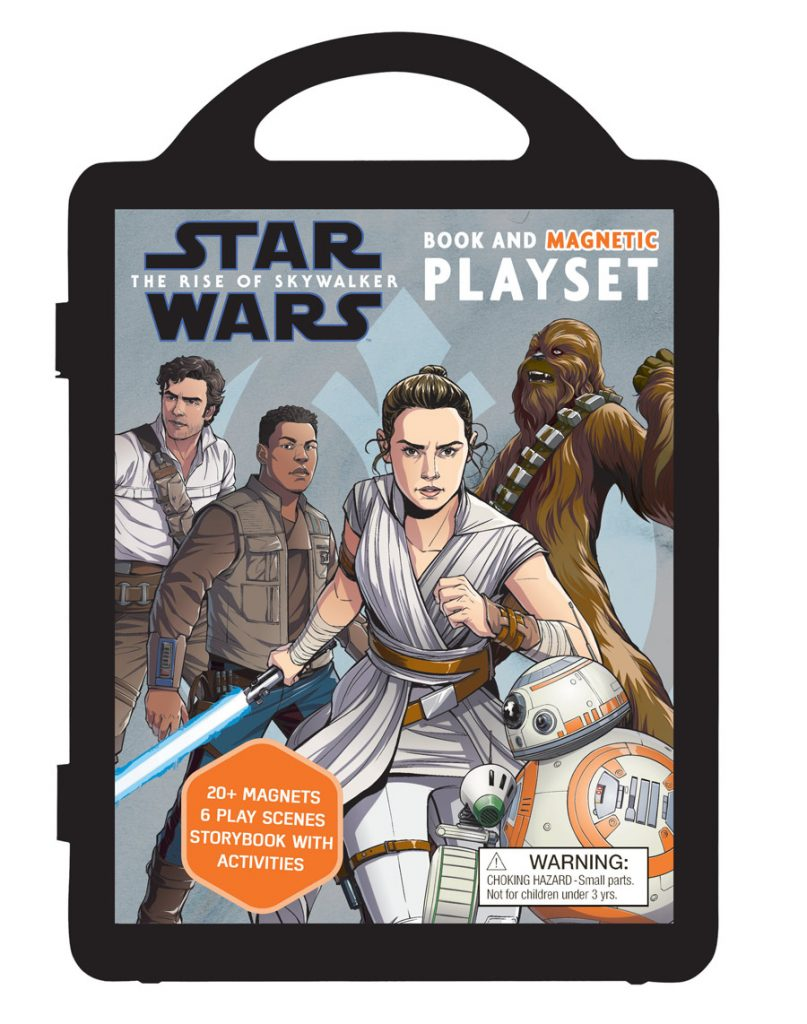 sw magnetic cvr may4th04 807x1024 Out Today: Star Wars: The Rise of Skywalker Magnetic Playset