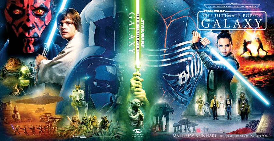 sw the ultimate pop up galaxy insight editions02 Out Today: Star Wars: The Ultimate Pop up Galaxy