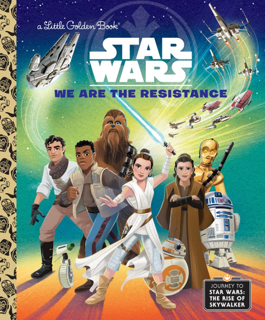 we are the resistance lgb random house kids21 850x1024 Out Today: Star Wars: We Are The Resistance