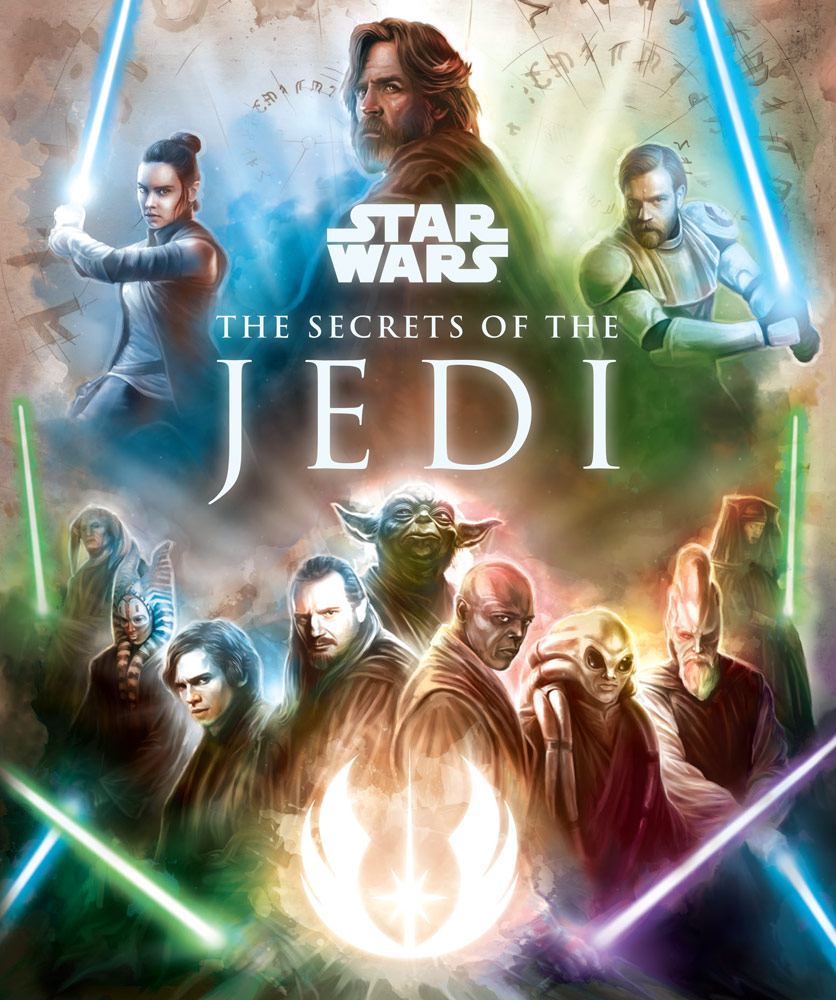secrets of the jedi cover Out Today: Star Wars: The Secrets of the Jedi