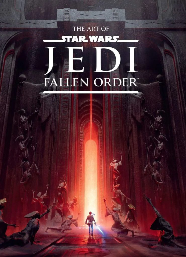 91ddB51cFbL 741x1024 Out Today: The Art of Star Wars Jedi: Fallen Order