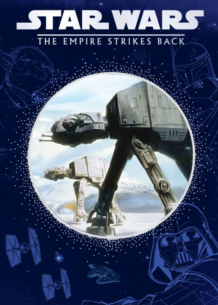 9780794446291 731x1024 Out Today: Star Wars: The Empire Strikes Back