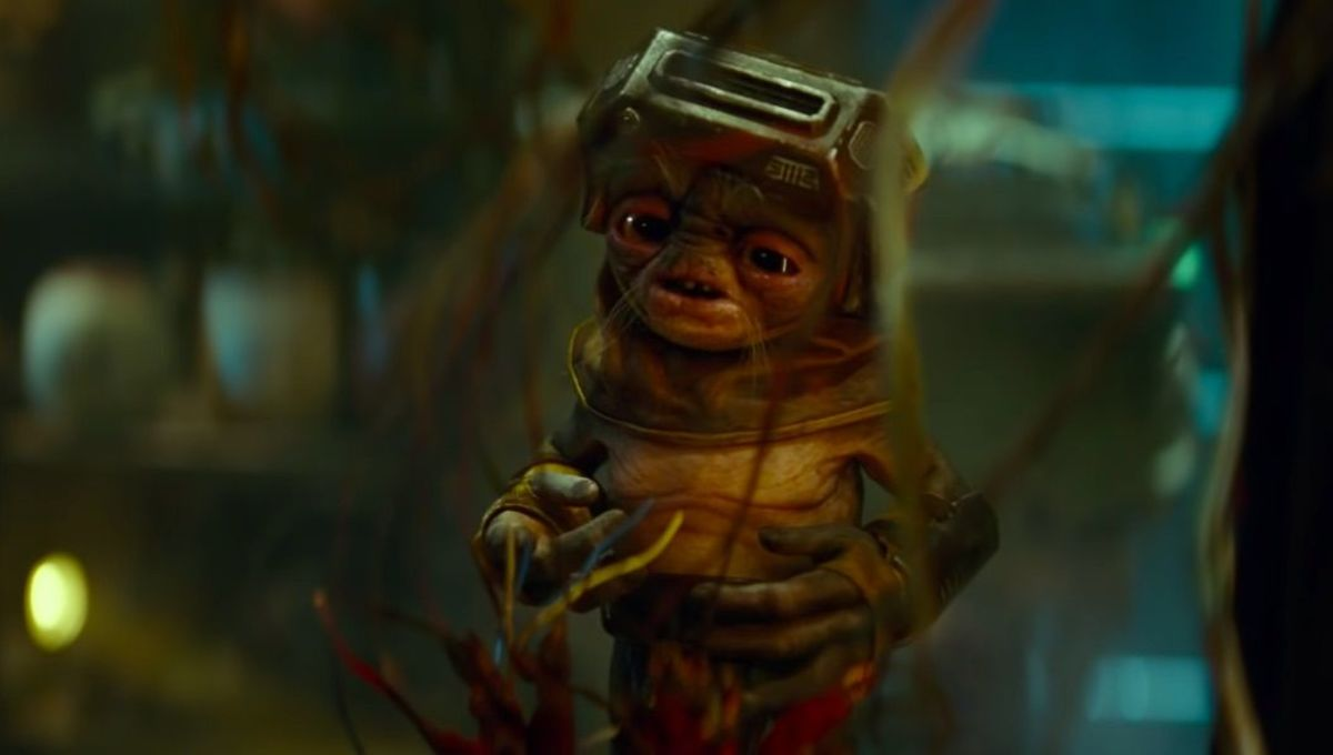 Rise of Skywalker art book reveals how Babu Frik went from insect to fan favorite