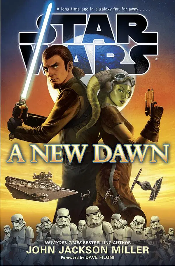 star wars a new dawn by john jackson miller Star Wars: A New Dawn Review by Roqoodepot.com