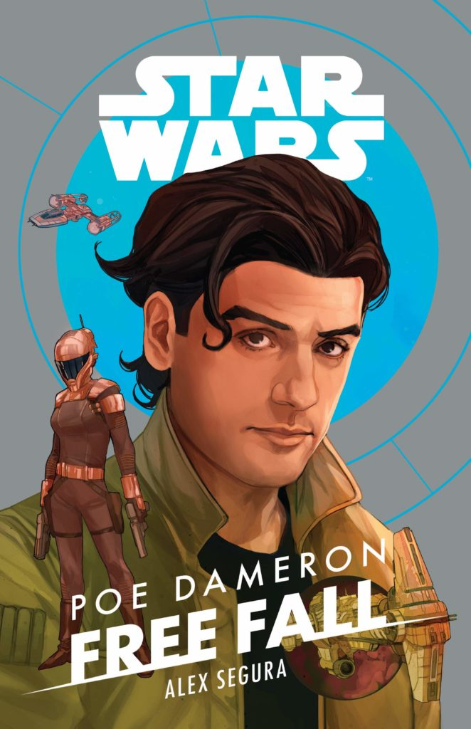81DnfDCkK3L 662x1024 Out Today: Star Wars Poe Dameron: Free Fall