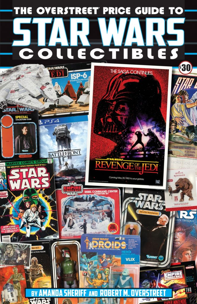 STL085181 664x1024 Out Today: Overstreet Price Guide To Star Wars Collectibles