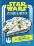 STL161056 112x150 STAR WARS SMUGGLERS STARSHIP ACTIVITY BOOK & MODEL HC (JUL201258)