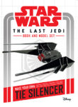 82724 87578 cover 110x150 Star Wars: The Last Jedi Book and Model | Insight Editions