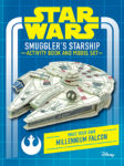 82726 87580 cover 112x150 Star Wars: Smugglers Starship Activity Book and Model | Insight Editions