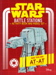 82727 87574 cover 112x150 Star Wars: Battle Stations Activity Book and Model | Insight Editions
