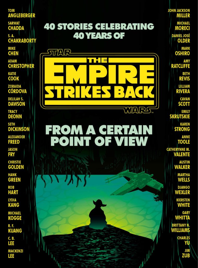 81F3qSHGm1L 760x1024 Star Wars: The Empire Strikes Back: From a Certain Point of View Review by Cnet.com