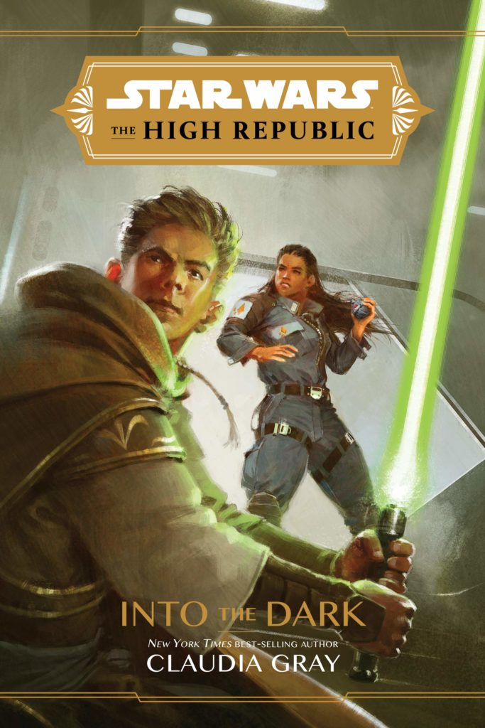 81DNmBjLYPL 683x1024 Star Wars: The High Republic: Into the Dark Review by Roqoodepot.com