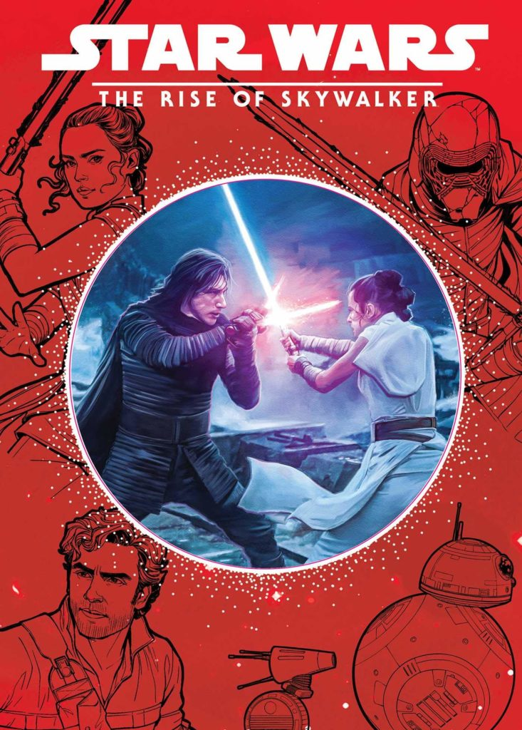 81YfMWcTyQL 733x1024 Out Today: Star Wars: The Rise of Skywalker (Disney Die Cut Classics)