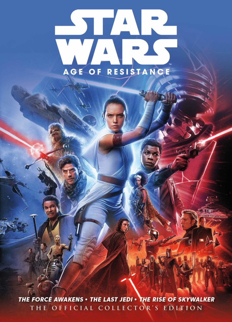 91GWGbZltCL 740x1024 Out Today: Star Wars: The Age Of Resistance The Official Collector's Edition Book