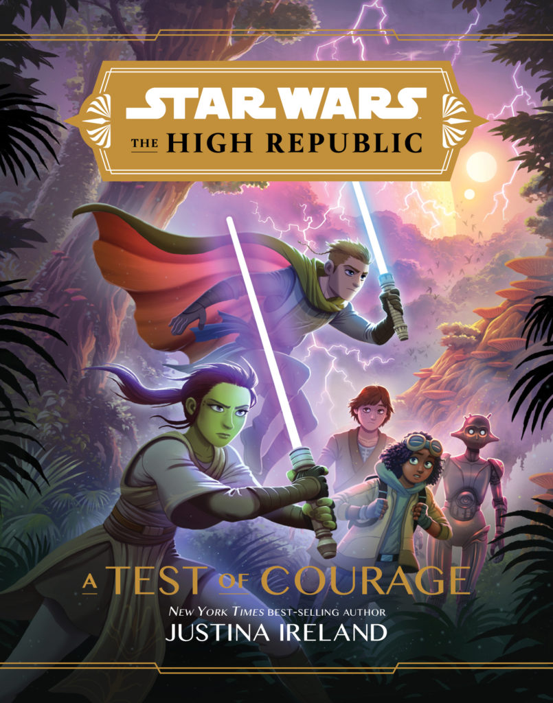 Final jacket Luminous MG 1368057306 805x1024 Out Today: A Test of Courage